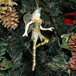 Christmas Pixie Ornament – Pixie Belle Olive