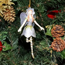 Christmas Pixie Ornament Pixie Rose